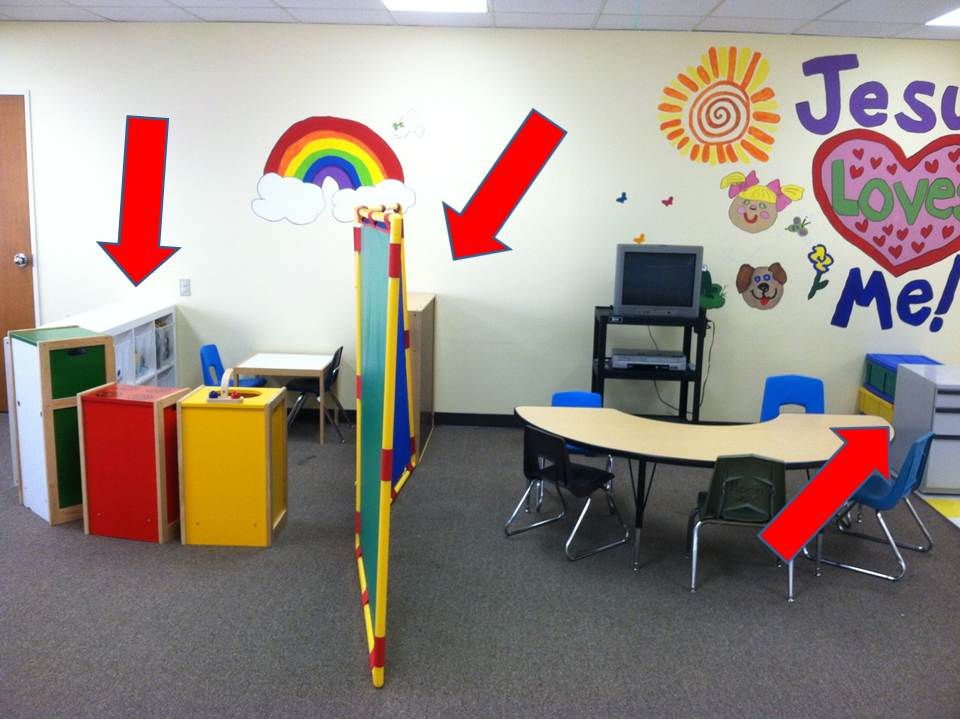expected classroom design for special needs our Philadelphia area