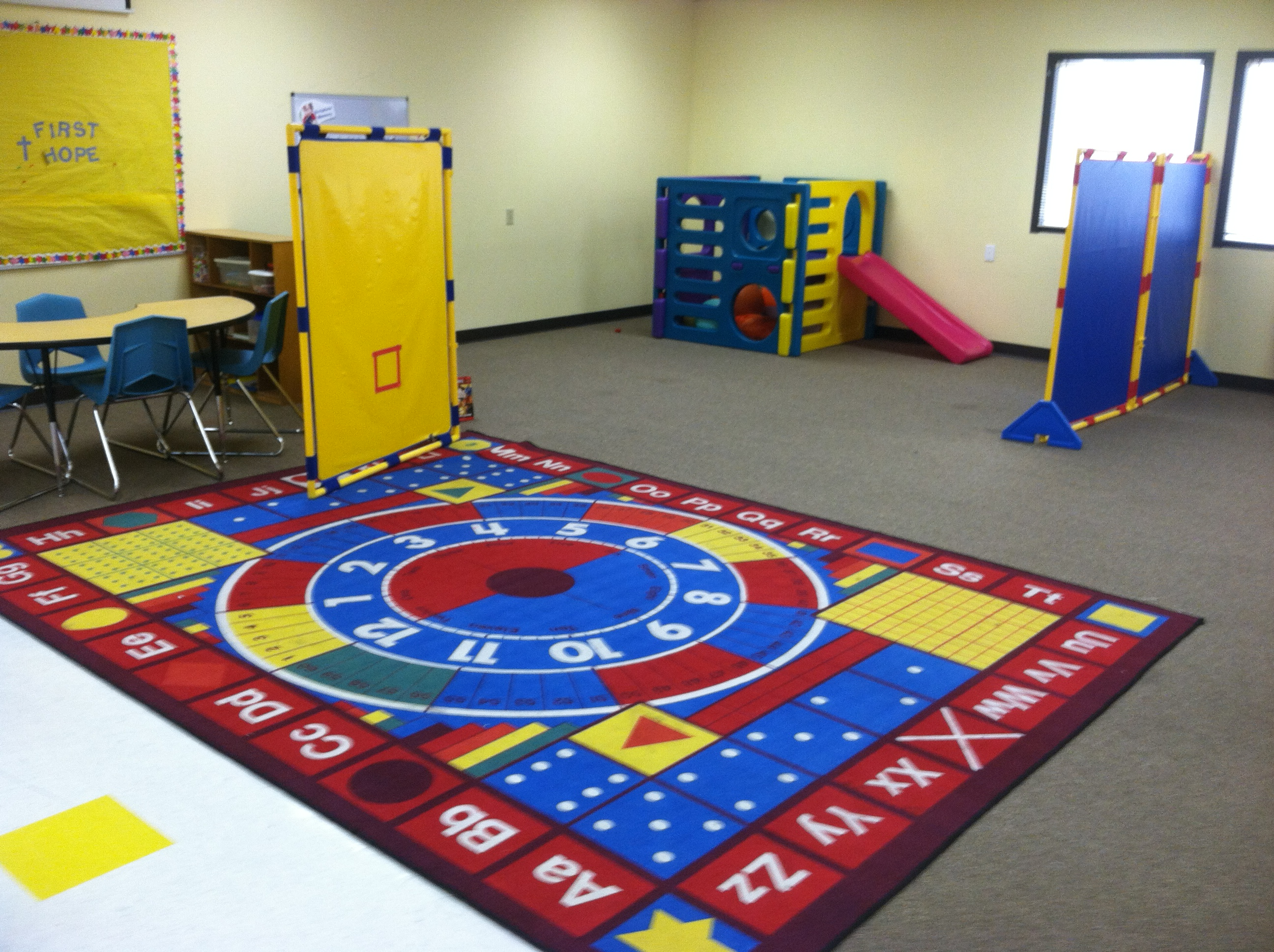 Classroom Design For Autism ~ Organizing the special needs classroom physical